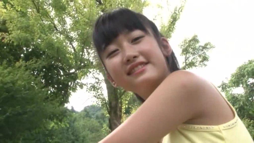 黒髪ロングの清楚系ジュニアアイドル はるいろのおひさまvol.29りこちゃん 無料サンプル動画