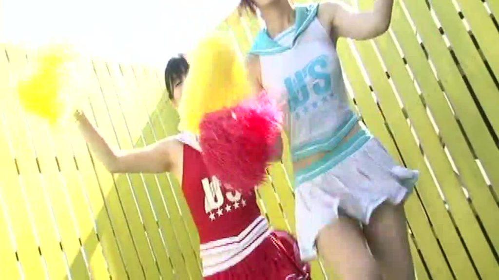 ジュニアアイドルコスプレ動画 美少女にプロレスしてもらいました♪ 矢島潤奈・中平あや 無料サンプルあり