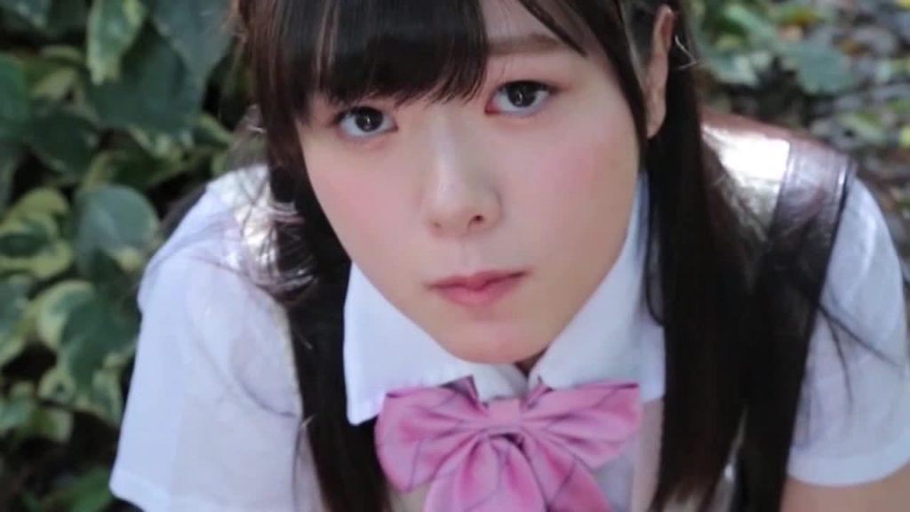 黒髪ロングの清楚系ジュニアアイドル 水原乃亜 欲しがり。 無料サンプル動画