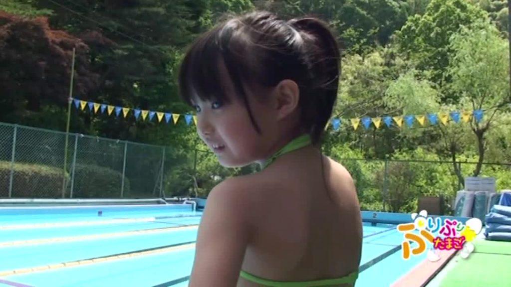 ジュニアアイドル体操着 ぷりぷりたまごvol.8ひめかちゃん 無料着エロ動画
