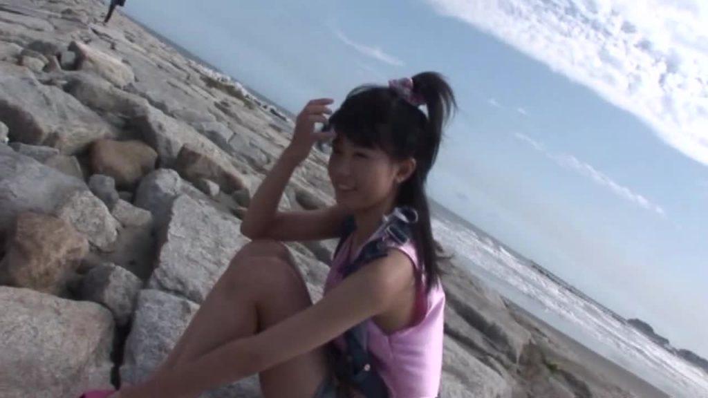 黒髪ロングの清楚系ジュニアアイドル セント・ラファエル vol.23 まゆちゃん 無料サンプル動画