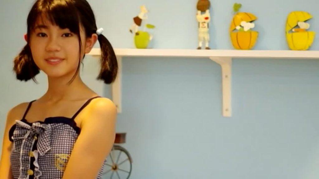 黒髪ロングの清楚系ジュニアアイドル 僕といっしょに。 /仲川いずみ 無料サンプル動画