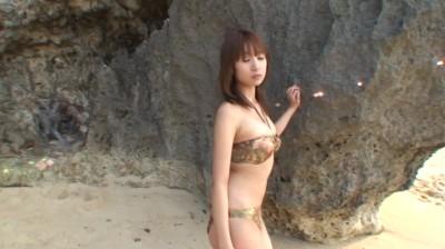 ビキニでポロリ!? MESSAGE/児玉菜々子 ジュニアアイドル無料着エロ動画