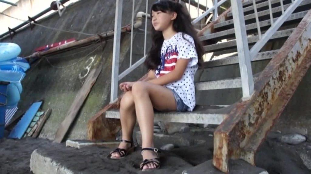 黒髪ロングの清楚系ジュニアアイドル ドレミファ空色vol.14 みきちゃん 無料サンプル動画