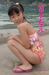 ジュニアアイドル 過激水着動画!富永もえ Vol.1 食い込みスジ、ポロリあり!?