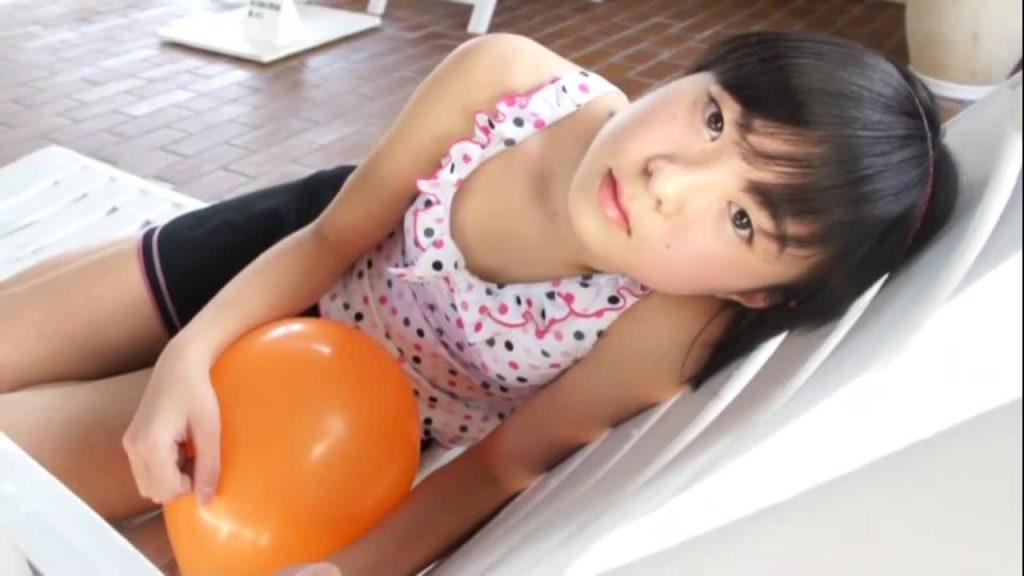 ジュニアアイドルのレオタード着エロ ときめきハプニング こころちゃん (井上こころ)  無料サンプル動画あり