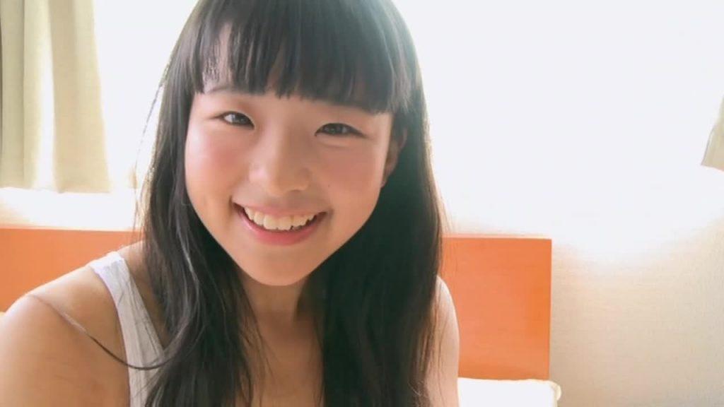黒髪ロングの清楚系ジュニアアイドル 秋桜 太田和さくら 無料サンプル動画