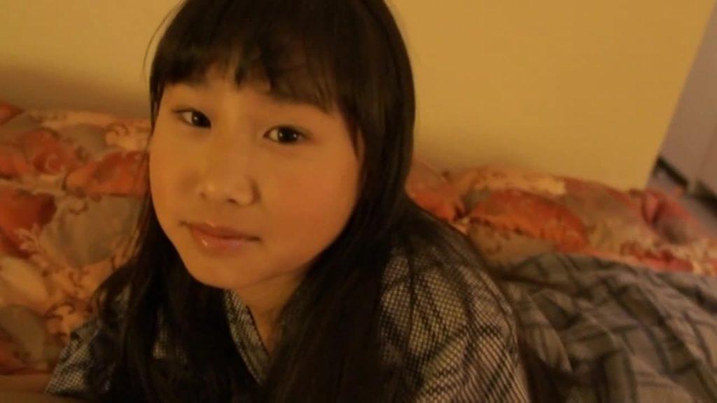 黒髪ロングの清楚系ジュニアアイドル ぷりぷりたまごvol.57 ゆりあちゃん 無料サンプル動画