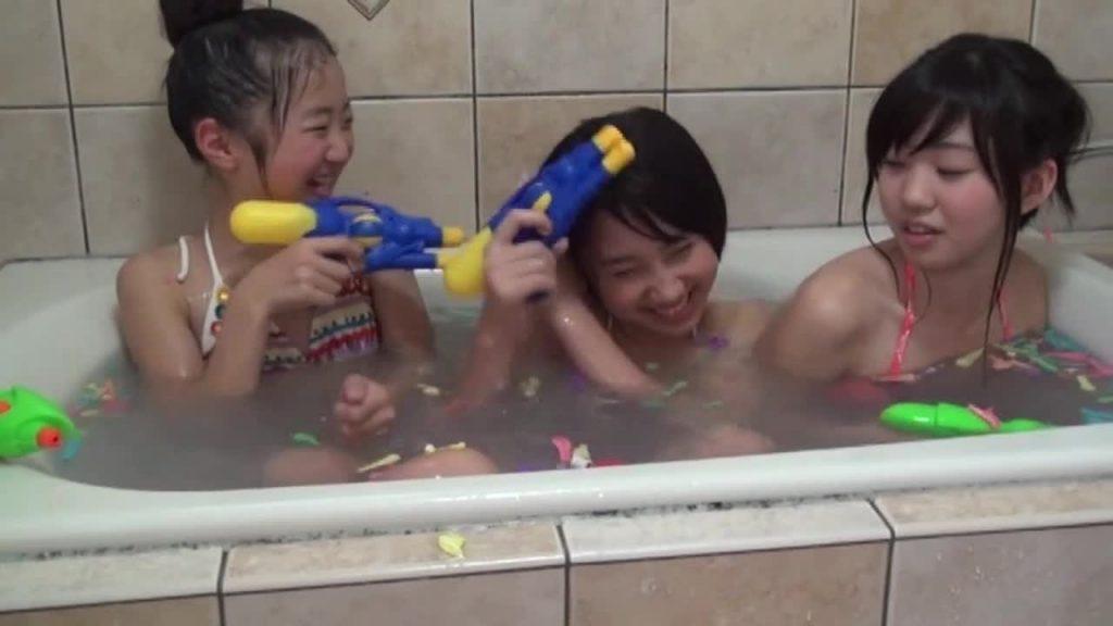 黒髪ロングの清楚系ジュニアアイドル チルチルvol.17 みほちゃん&あんなちゃん 無料サンプル動画