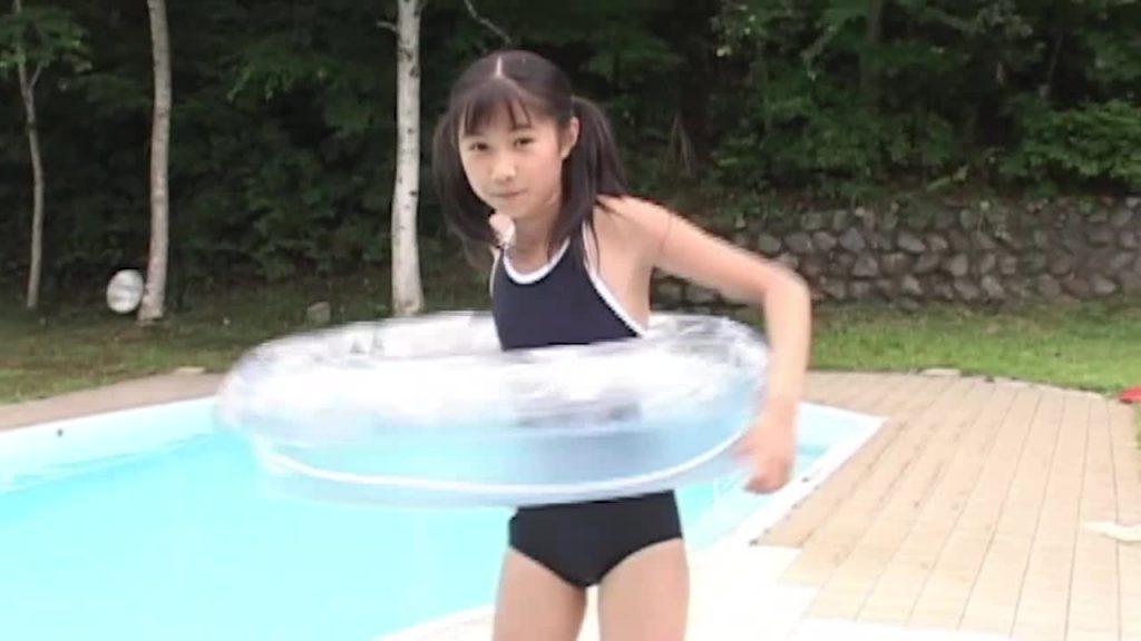 浴衣シーンあり! 石田知恵子/恥ずかしがり屋な女の子 ジュニアアイドル無料動画