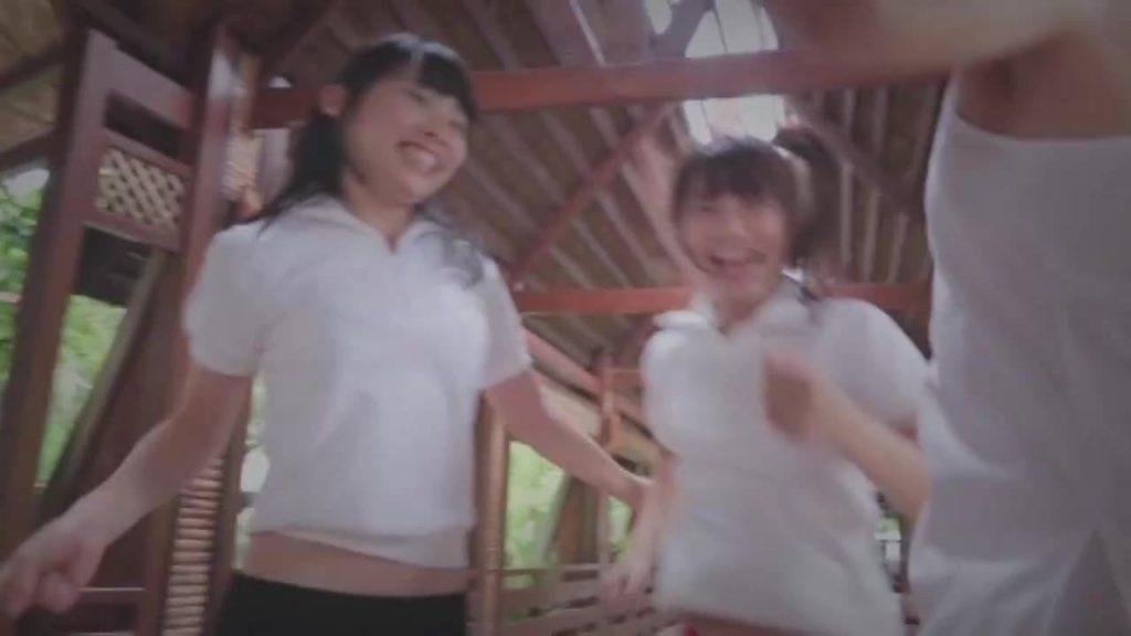 ジュニアアイドル体操着 オレンジ色の恋 / 結城ひなの 無料着エロ動画
