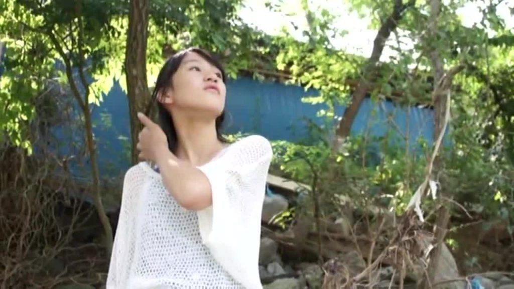 黒髪ロングの清楚系ジュニアアイドル はるいろのおひさま vol.22 ゆみちゃん 無料サンプル動画