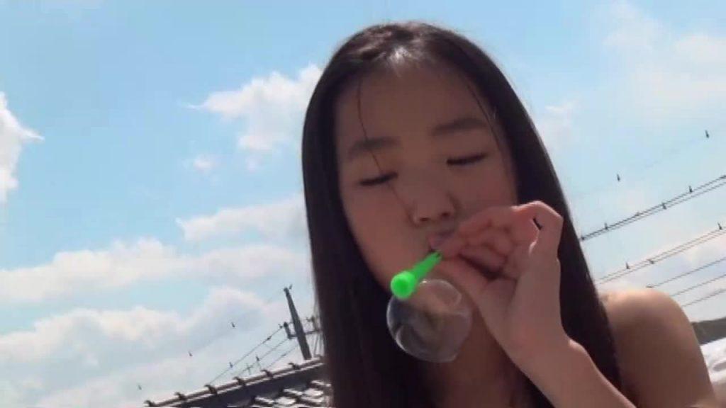 黒髪ロングの清楚系ジュニアアイドル チルチルvol.47 みぞれちゃん 無料サンプル動画