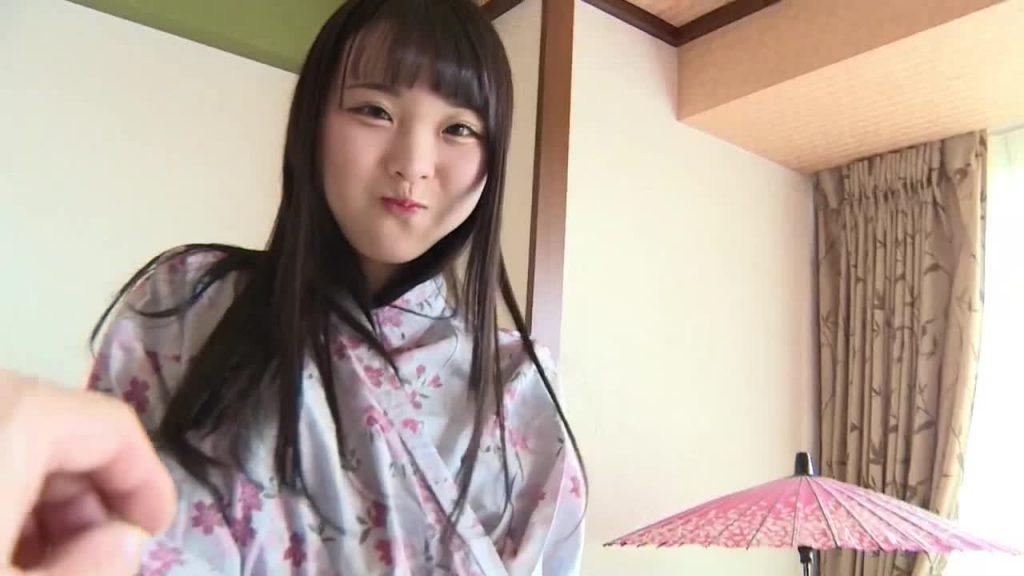 浴衣シーンあり! Cutie Spot 泉舞子 ジュニアアイドル無料動画
