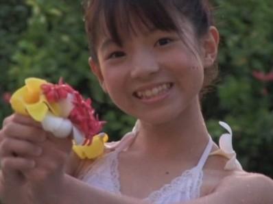 ビキニでポロリ!? 藤井玲奈DVD ジュニアアイドル無料着エロ動画