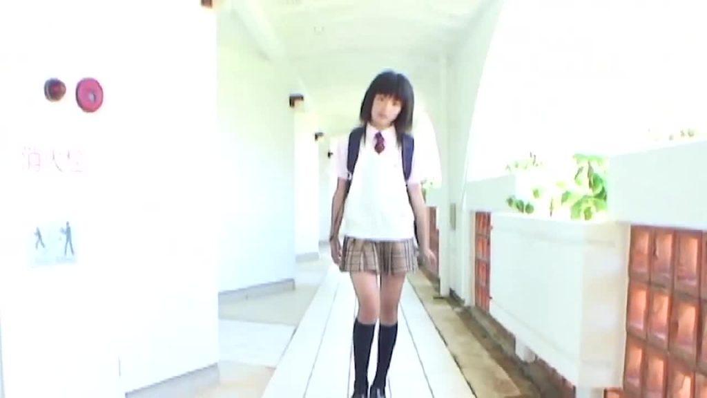 浴衣シーンあり! 恩蔵清美  /  ミリオネアチャンス ジュニアアイドル無料動画