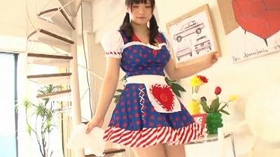 ビキニでポロリ!? すべすべメロン/木下美雲 ジュニアアイドル無料着エロ動画