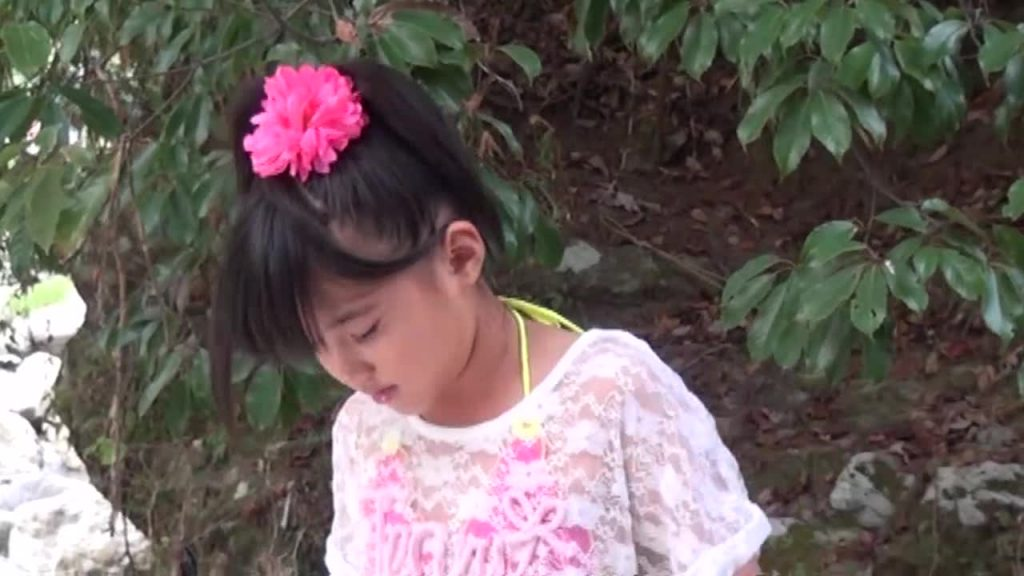 黒髪ロングの清楚系ジュニアアイドル はるいろのおひさまvol.27ここなちゃん 無料サンプル動画