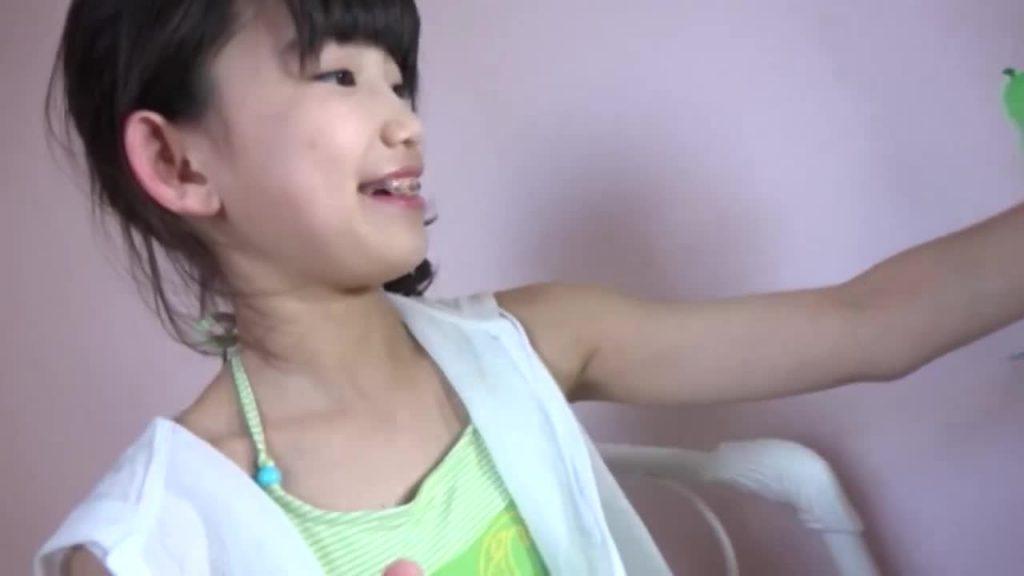 黒髪ロングの清楚系ジュニアアイドル My Own Fairy-Tale / 伴野明日香 無料サンプル動画