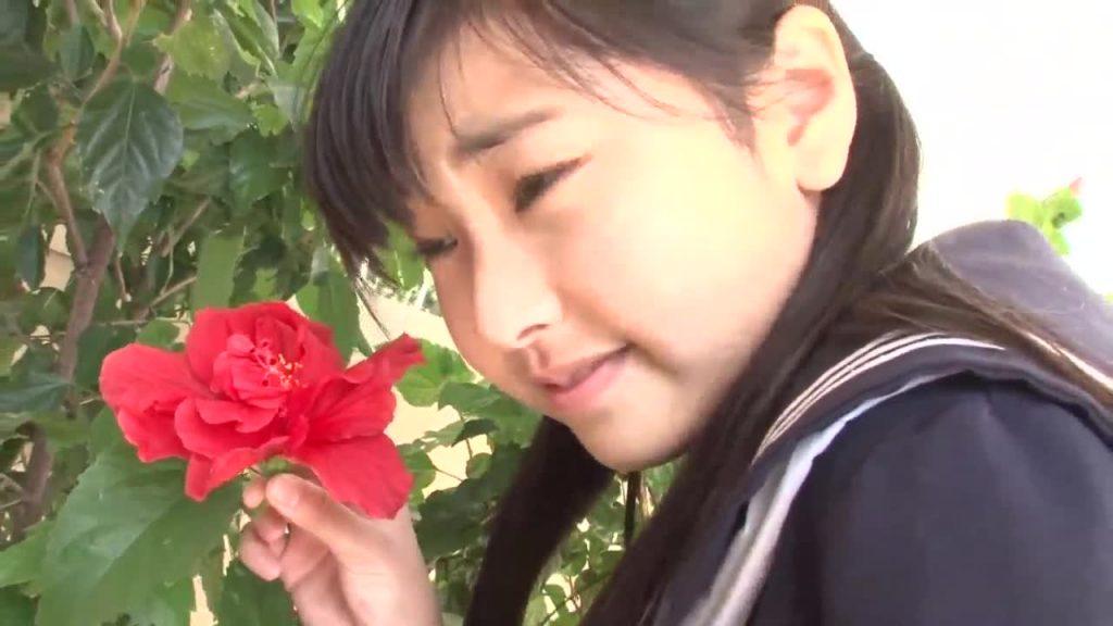 ビキニでポロリ!? せーのっ!! 白山せいの ジュニアアイドル無料着エロ動画