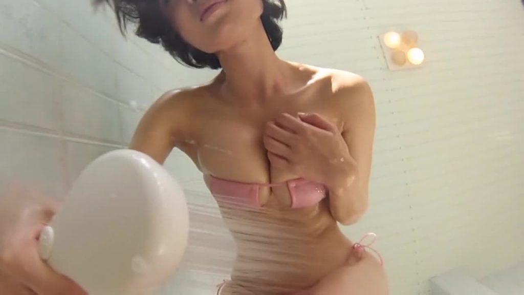メガネっ子ジュニアアイドル したたる秘蜜/藤元亜紗美 無料サンプル動画あり