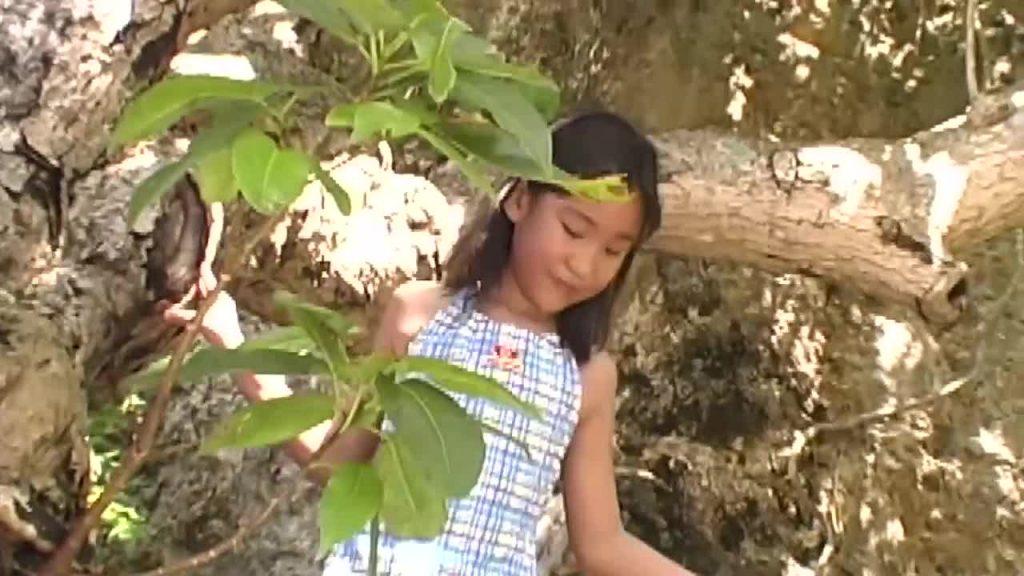 黒髪ロングの清楚系ジュニアアイドル saki vol.4 / さき 無料サンプル動画