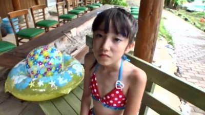 浴衣シーンあり! はじめましてっ♪佐々木あいかです♪ ジュニアアイドル無料動画