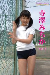 ジュニアアイドル 過激水着動画!寺澤みちか Vol.2 食い込みスジ、ポロリあり!?