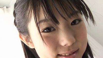 ジュニアアイドルのレオタード着エロ 新実菜々子 アイドル卒業します !! 無料サンプル動画あり