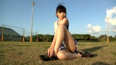 ジュニアアイドルコスプレ動画 平野由佳 沖縄最後の水着 〜先輩と制服〜 無料サンプルあり