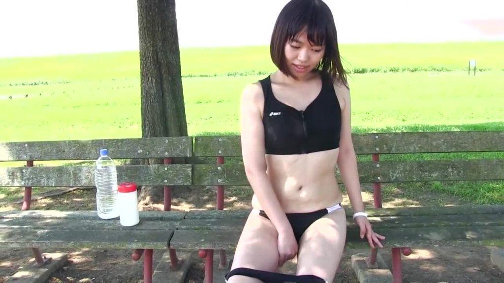 ビキニでポロリ!? 100%美少女 Vol.87 宮崎まさみ ジュニアアイドル無料着エロ動画