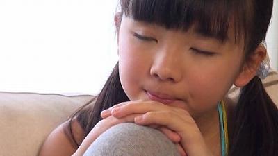 ジュニアアイドルが泡だらけ!Cotton Candy えりか 無料サンプル動画