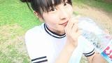 ジュニアアイドル体操着 ホワイトキャンバス/新原里彩 無料着エロ動画