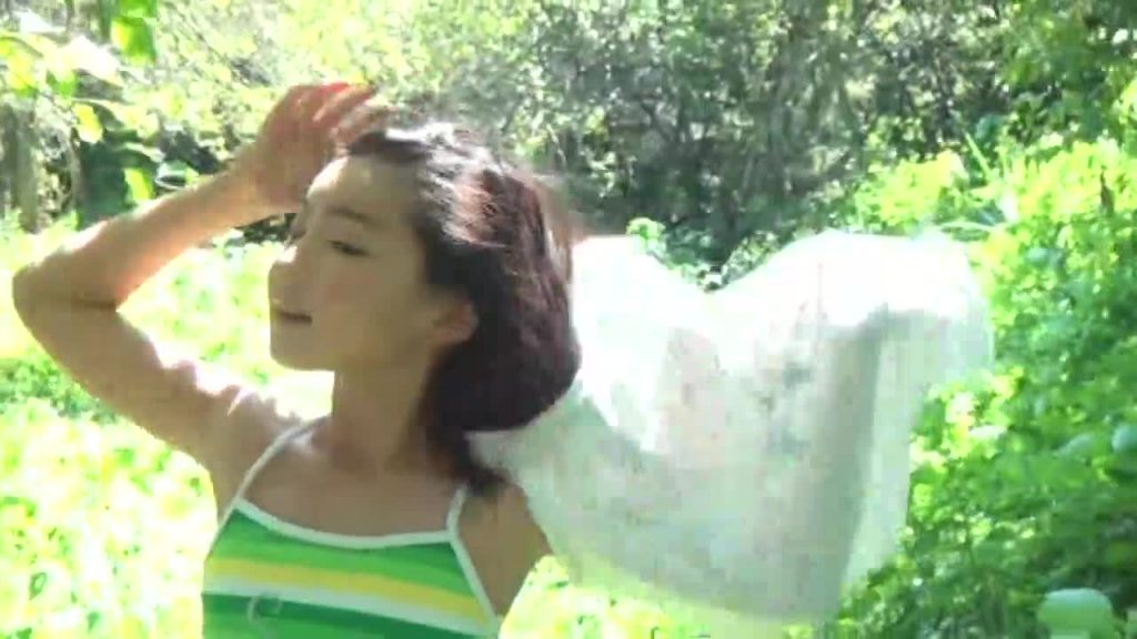 黒髪ロングの清楚系ジュニアアイドル はるいろのおひさまvol.25ひなちゃん 無料サンプル動画