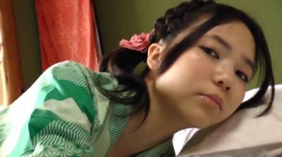 ジュニアアイドルコスプレ動画 旬感娘 南蓮菜 無料サンプルあり