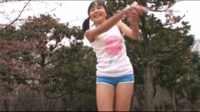 ジュニアアイドルのレオタード着エロ はじめまして鈴野雫です♪スケート編 無料サンプル動画あり