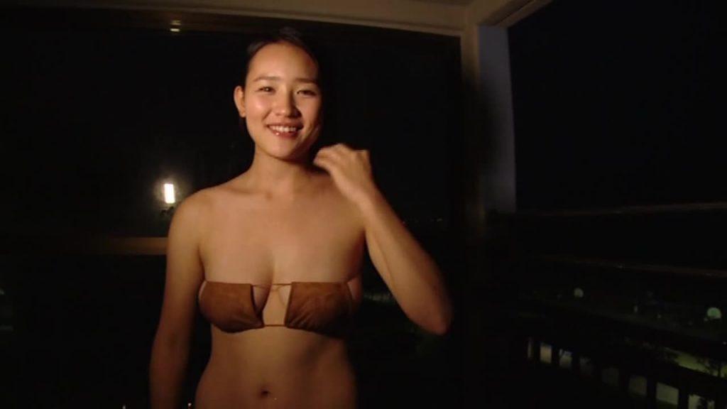 黒髪ロングの清楚系ジュニアアイドル キミノノゾミ 無料サンプル動画
