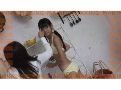 ビキニでポロリ!? 櫻井あや  あやちゃんの中学生日記。 ジュニアアイドル無料着エロ動画