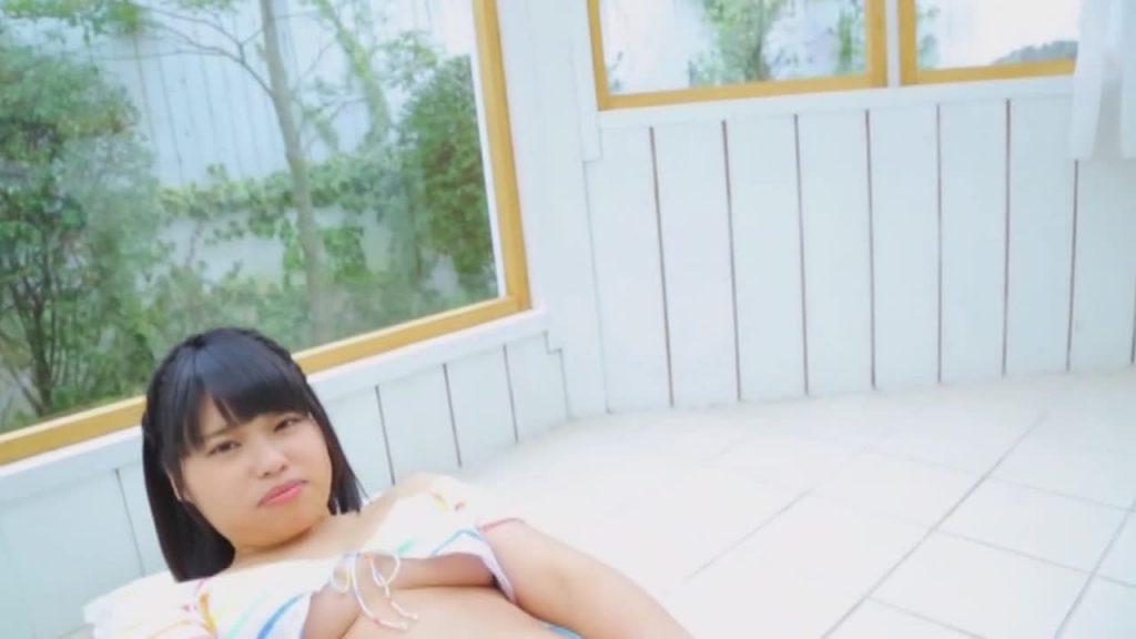 ビキニでポロリ!? キミ、○女、恋の予感 西永はるか ジュニアアイドル無料着エロ動画