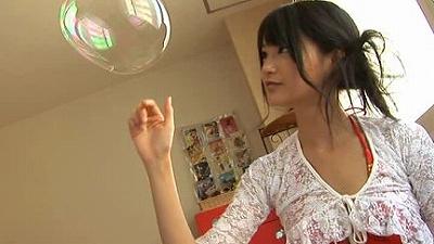 スレンダーな幼女体系ジュニアアイドル動画 しほの涼 あまーい生活 無料サンプルあり