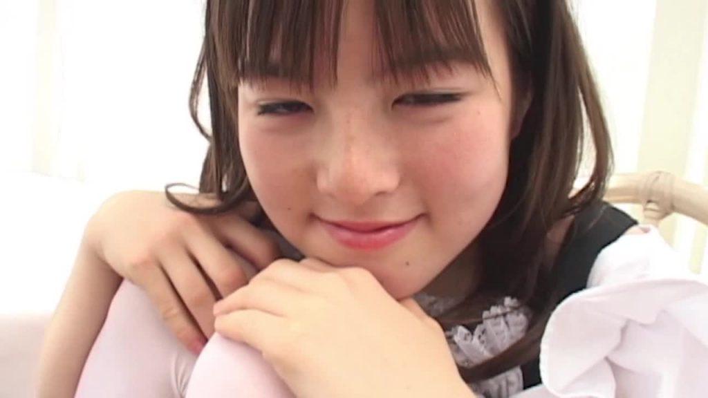 メイドコスも!ジュニアアイドル動画 植草潤子/空で見つけたキミとボク 無料サンプルあり