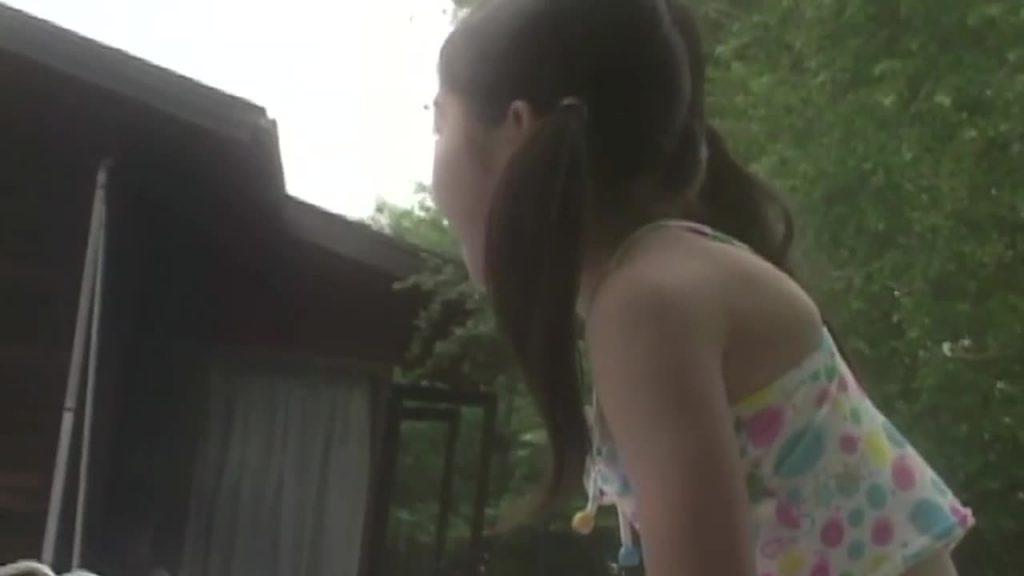 私服ショットあり!虹谷まなか  /  ありったけの輝きで ジュニアアイドル無料動画