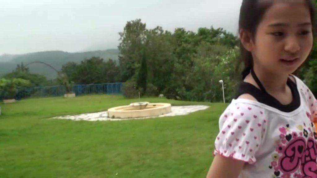 黒髪ロングの清楚系ジュニアアイドル はるいろのおひさまvol.16みおちゃん 無料サンプル動画