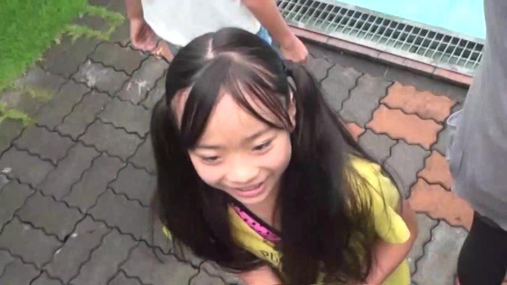 黒髪ロングの清楚系ジュニアアイドル はるいろのおひさまvol.32 うみ&あんな 無料サンプル動画
