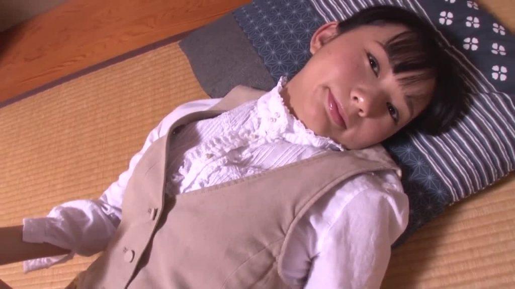 ビキニでポロリ!? 100%美少女 vol.93 花月凛 ジュニアアイドル無料着エロ動画