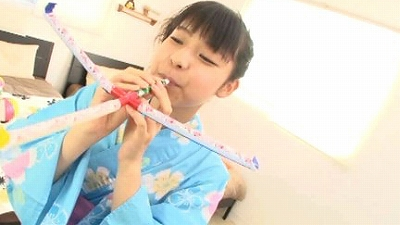 浴衣シーンあり! MY PRINCESS 橋本莉奈 ジュニアアイドル無料動画