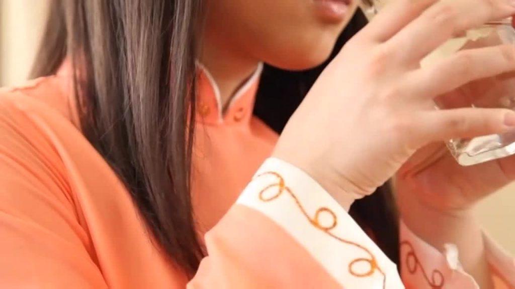 黒髪ロングの清楚系ジュニアアイドル コイイロvol.12織原レイ 無料サンプル動画