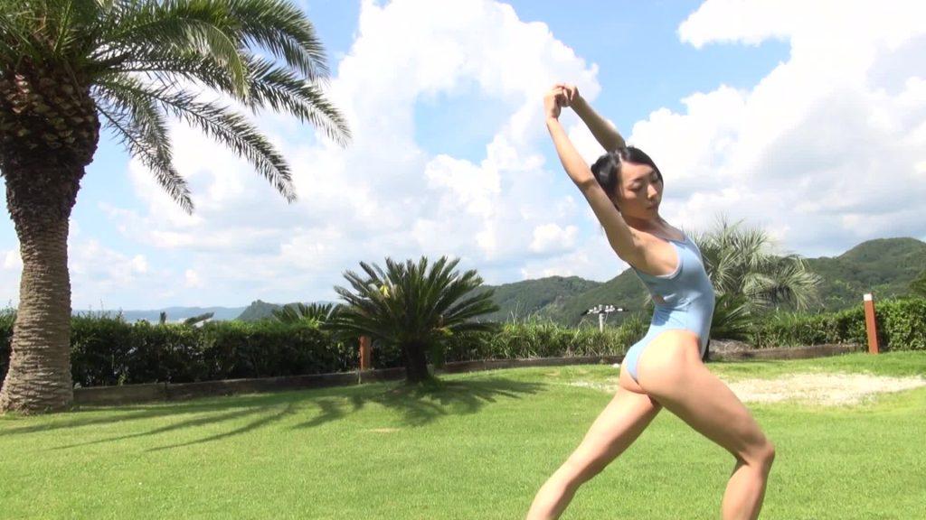 ジュニアアイドルのレオタード着エロ 時にはプリマの夢をみる/大智そあ 無料サンプル動画あり
