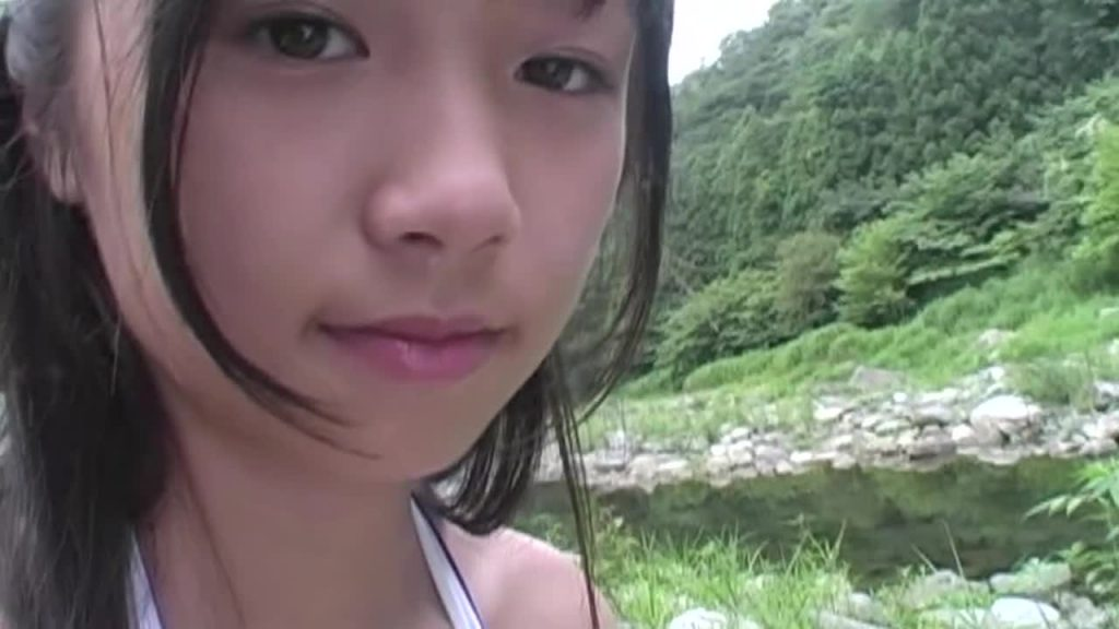 黒髪ロングの清楚系ジュニアアイドル セント・ラファエル vol.19 ももえたん 無料サンプル動画