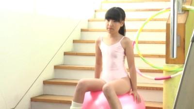 ジュニアアイドルのレオタード着エロ ななのポケット/村松奈々 無料サンプル動画あり